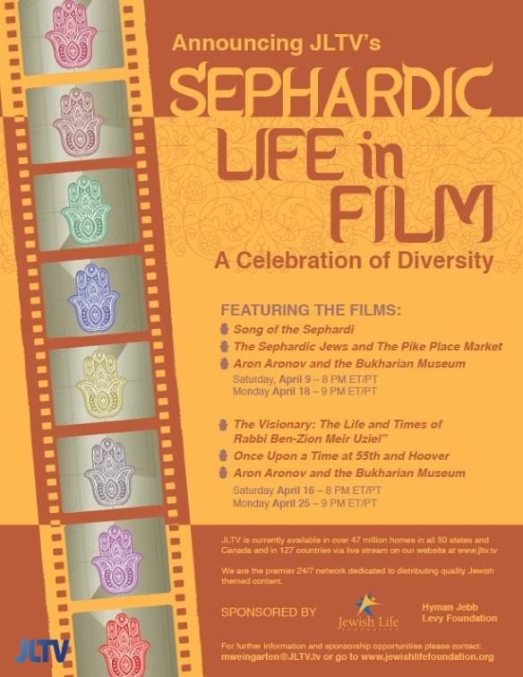 Sephardic Films